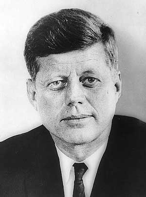 John F. Kennedy @ teachpol.tcnj.edu