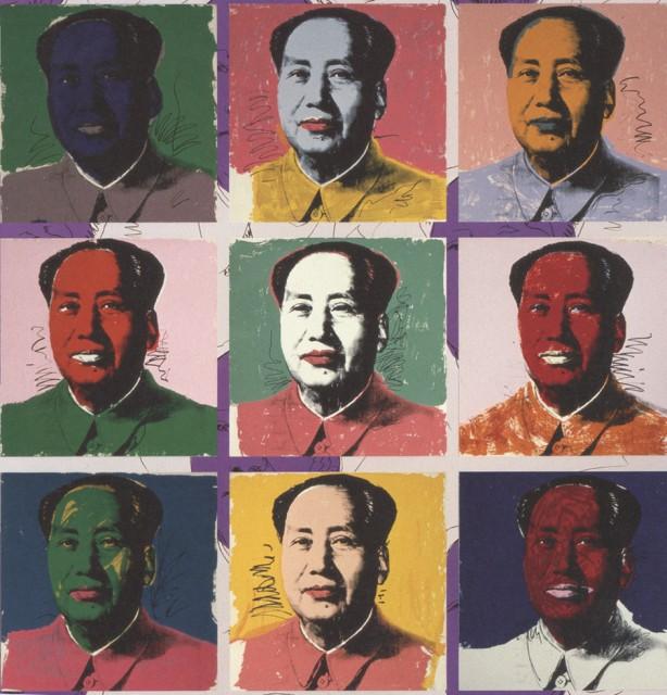 Mao @sts.tu-harburg.de © Andy Warhol