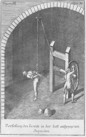 PeinlichesVerhoer @ wikipedia.org Constitutio Criminalis Theresiana 1768