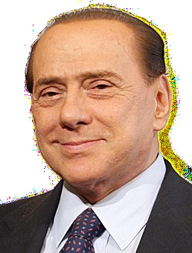 SilvioBerlusconi @ wikipedia.org © Habib M'henni (Transparency)