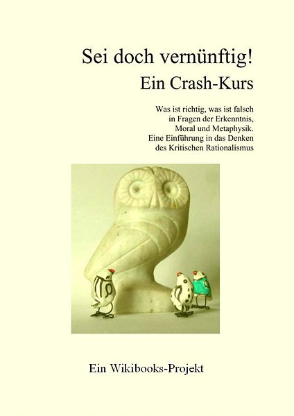 Titelblatt-Sei-Doch-Vernuenftig @ wikibooks.org
