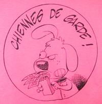 TshirtRose @ chiennesdegarde.com