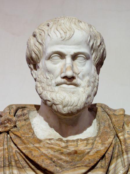 Aristotle @ wikipedia.org © Jastrow