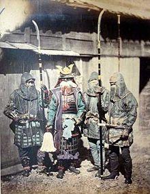Country4OldMen @ samurai.wikipedia.org by Felice Beato, public domain